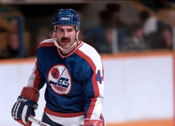 Dave Babych Winnipeg Jets