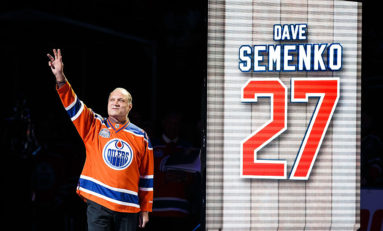 Oilers' Semenko Was a Special Guy