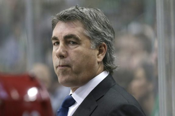 Dave Tippett Seattle
