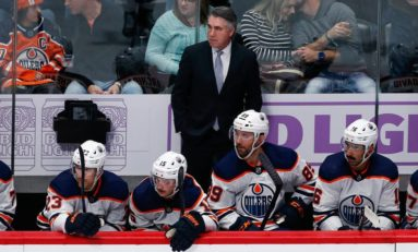 Oilers' Top 5 Games of 2019-20