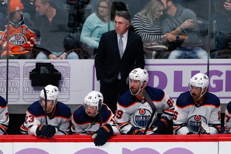 Edmonton Oilers Dave Tippett