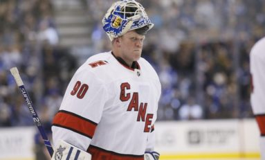 Hurricanes Emergency Goalie David Ayres: Another Miracle on Ice