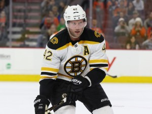 David Bckes Boston Bruins