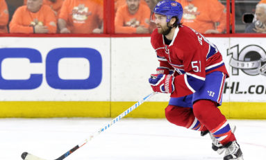 Desharnais for Davidson Deal a Head Scratcher
