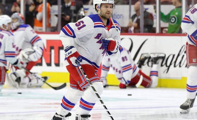 NHL News & Notes: Desharnais, Fiddler, Randy Lee & More