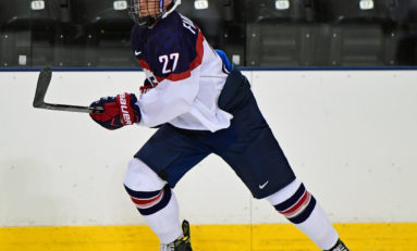 David Farrance – 2017 NHL Draft Prospect Profile