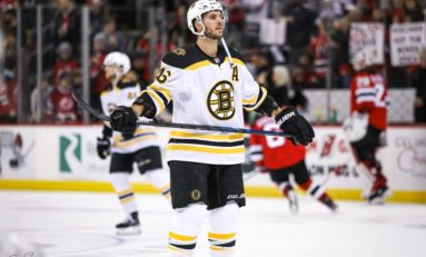 Krejci's OT Goal Lifts Bruins over Rangers, 3-2