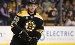 3 Takeaways From Bruins' Win Over Golden Knights
