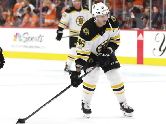 David Krejci Bruins