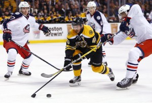 Krejci has been an impact player for the Bruins when healthy. (Winslow Townson-USA TODAY Sports)
