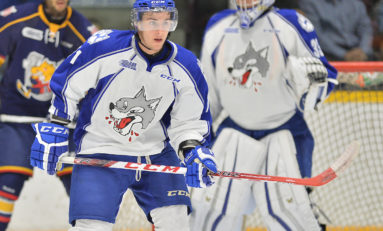 OHL Roundup: Wolves Pick up Fifth Straight Win over Greyhounds