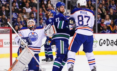 Oilers Sign David Musil to a 1-Year Contract