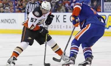 Ducks Can't Pinch Pennies On Perron