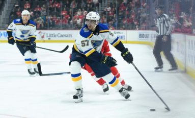 Blues' Perron, Capitals' Oshie Among Final All-Star Picks