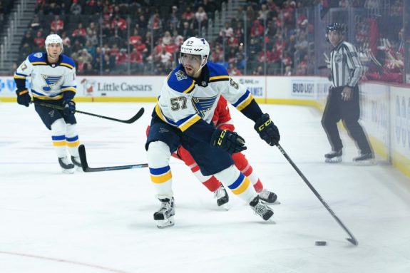 David Perron St. Louis Blues