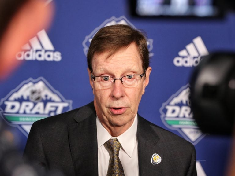 David Poile Nashville Predators