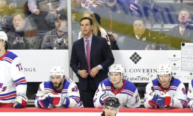 Rangers' David Quinn Faces Big Coaching Test in 2021