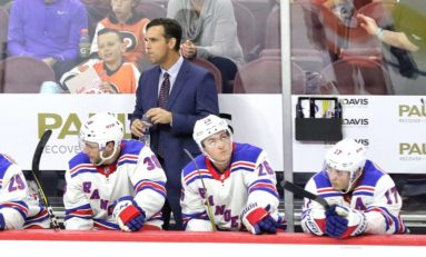 Rangers' Inconsistency Wearing Thin on Quinn