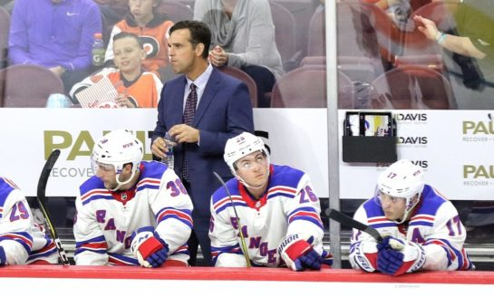 Rangers' Coach Quinn: Accountability, Learning & Patience