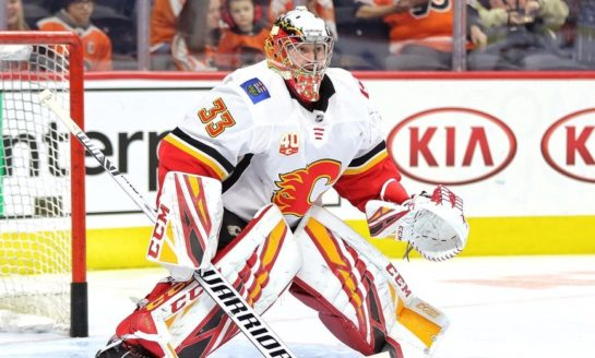 Flames Will Have Rittich on a Short Playoff Leash