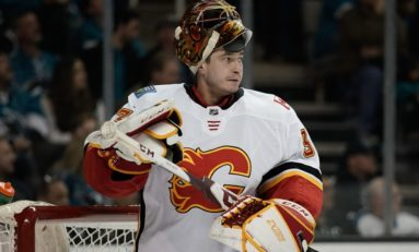 Flames' Rittich Solidifying Himself as Number One