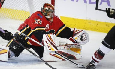 Flames' Goaltending Has Real Depth