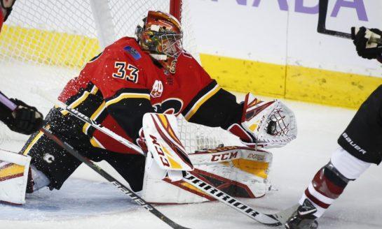 Flames' Goaltending Has Real Depth