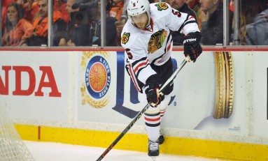 Rundblad and Blackhawks Agree to Part Ways