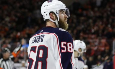 Blue Jackets' Players Need to be Rested & Ready for Game 4