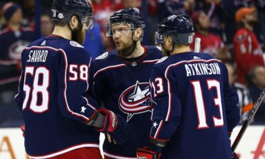 Savvy Blue Jackets Ace Their Deadline Test