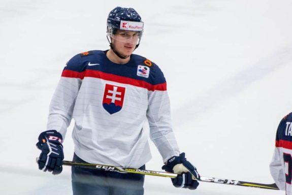 David Matejovic Team Slovakia