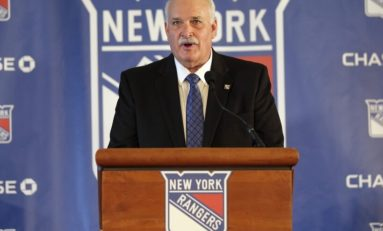 Rangers Officially Introduce John Davidson as Team President