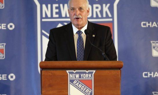 Davidson Takes Reins of Rangers' Rebuilding Project