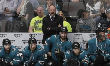 Sharks Dealing with Key Injuries Heading into Game 6