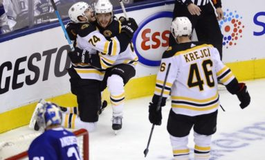 Bruins' DeBrusk & Bjork Have More to Prove with Season in Jeopardy