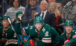 Wild's Dean Evason Takes on New Role