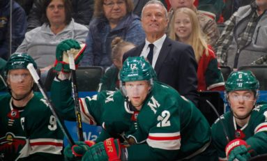 Projecting the Wild's 2020-21 Opening Night Roster