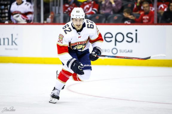 Denis Malgin Florida Panthers