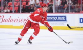 Red Wings 2018-19 Season Is All About the Kids