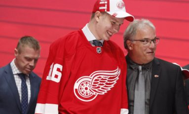 The Grind Line: Recent Red Wings Draft Day Duds
