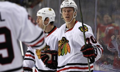 Chicago Blackhawks' Sensational Swedes