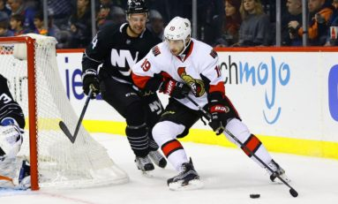 Recap: Islanders Lose Again; Fall to Senators 6-2