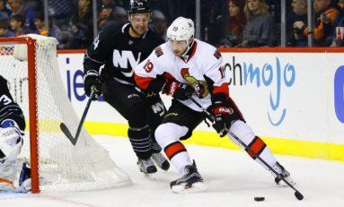 Recap: Islanders Lose Again; Fall to Senators 6-2