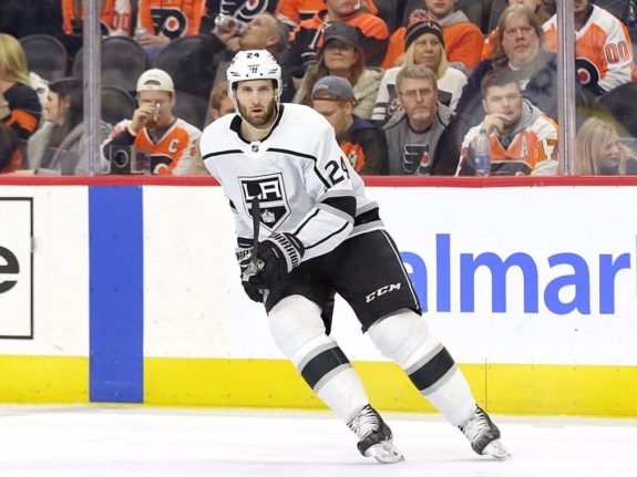 Derek Forbort Los Angeles Kings