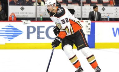 Ducks: The Case for Re-Signing Derek Grant