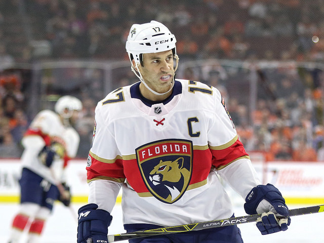 7317f92b315 History of the Florida Panthers Captains