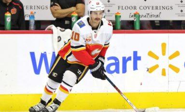 Flames Make Right Choice in Waiving Derek Ryan