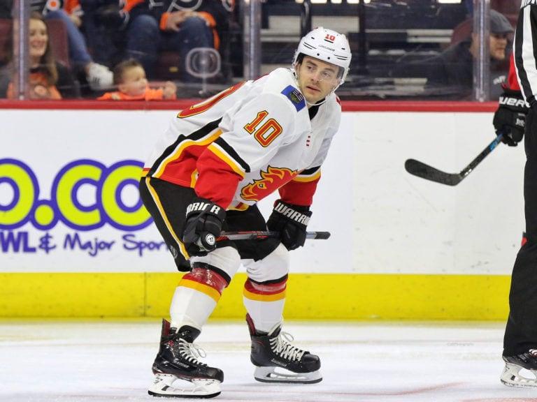 Derek Ryan, Calgary Flames