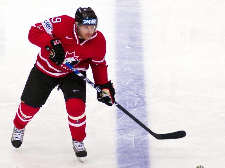 Derek Roy Team Canada