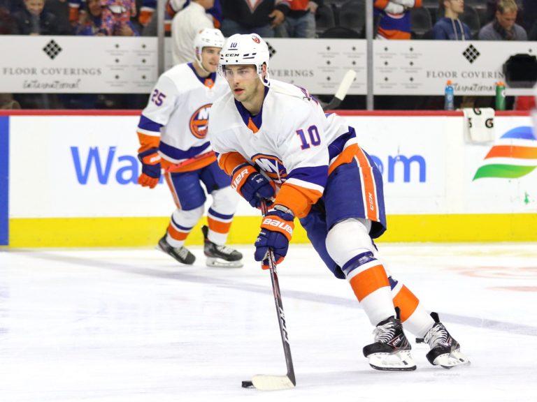 Derick Brassard New York Islanders
